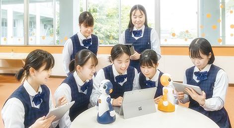 通学シーン