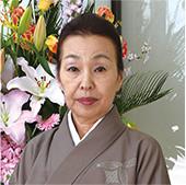 日本舞踊藤蔭流師範