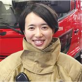 東京消防庁 消防官