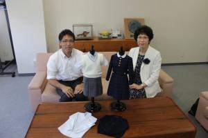 平成28年8月26日制服